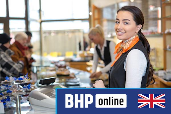 Szkolenie okresowe BHP dla  Sprzedawców