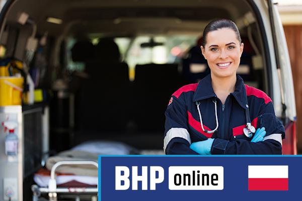 Szkolenie okresowe BHP dla  Ratowników medycznych