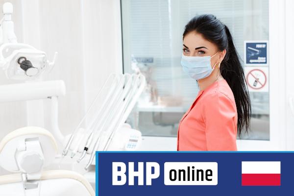 Szkolenie okresowe BHP dla  Asystentek i asystentów stomatologicznych