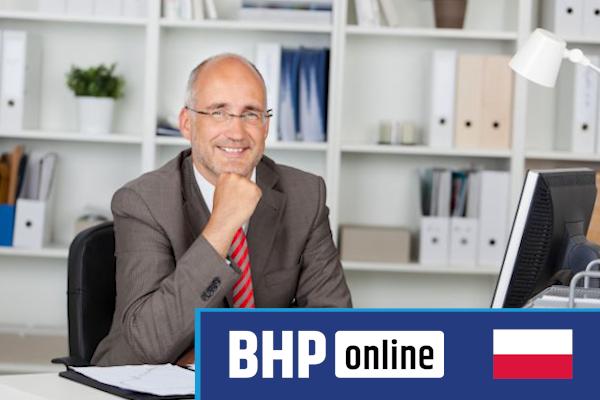 Szkolenie okresowe BHP dla  Pracodawców i innych osób kierujących pracownikami