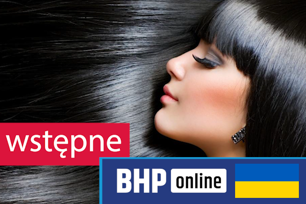 Szkolenie okresowe BHP dla  Szkolenie wstępne BHP dla pracowników branży usługowej w języku ukraińskim