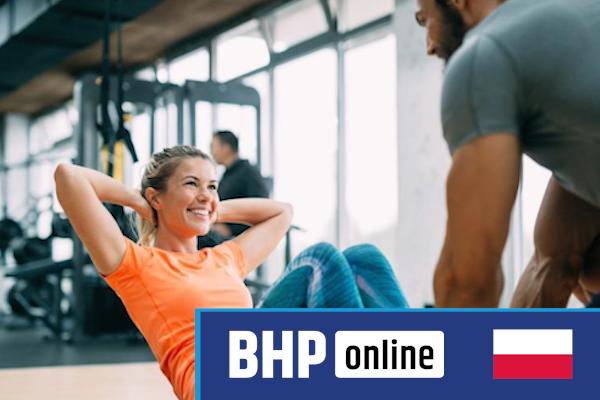 Szkolenie okresowe BHP dla  Instruktorów i trenerów fitness